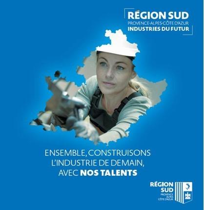 Dispositif Parcours Sud Industrie 4.0